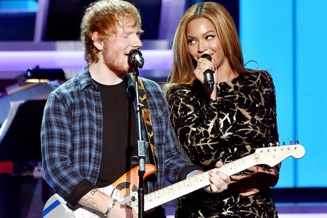 Ed Sheeran thong tri cac bang xep hang nam 2017 hinh anh