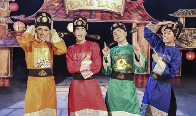MV 'Bong Bong Bang Bang' lap ky luc 300 trieu luot xem hinh anh