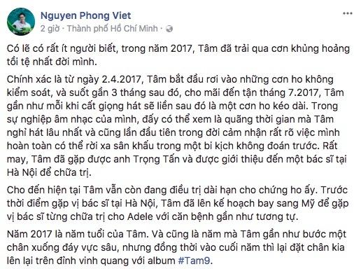My Tam tung bi ho keo dai, 'trai qua con khung hoang toi te' hinh anh 1