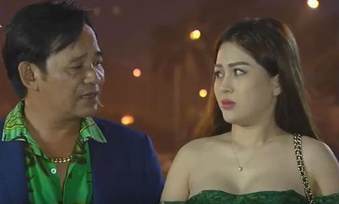 Hot girl dong canh nong hai Tet: Gia dinh khong ung ho, cat-xe beo bot hinh anh