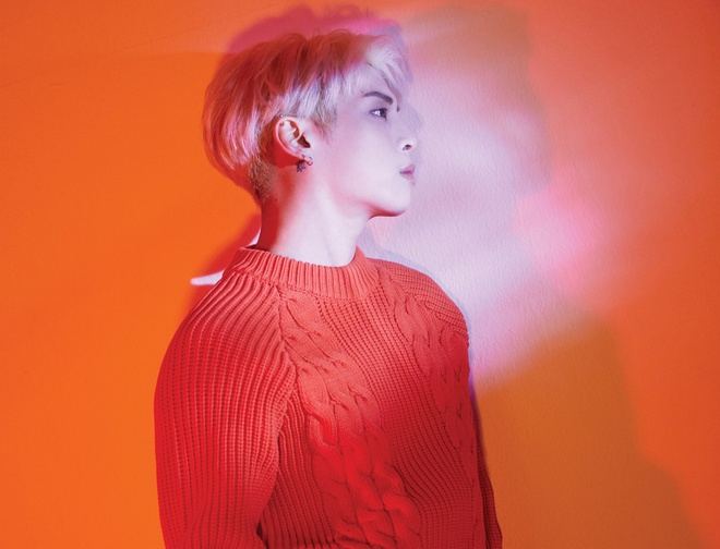 Album cuoi cung cua Jong Hyun anh 1