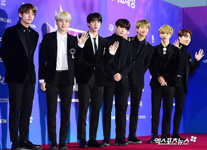 tham do Seoul Music Awards anh 10