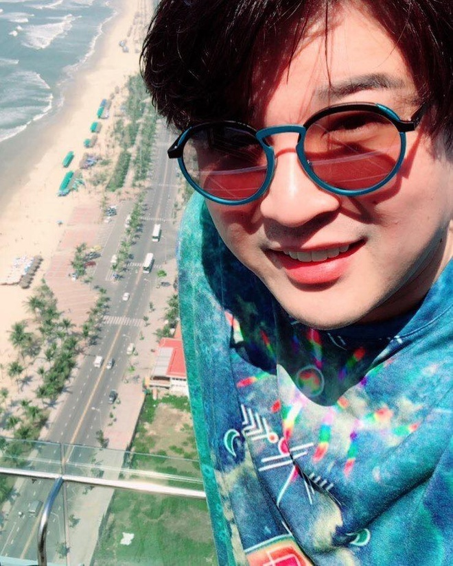Thanh vien Super Junior khoe anh don Tet tai Viet Nam hinh anh 1