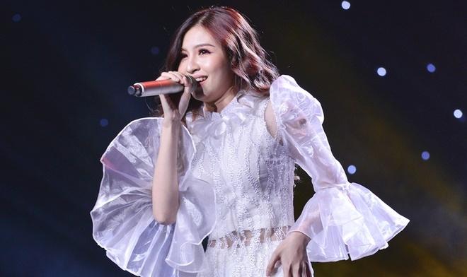 O Plus, Shin Hong Vinh thieu bung no khi thi Sing My Song hinh anh