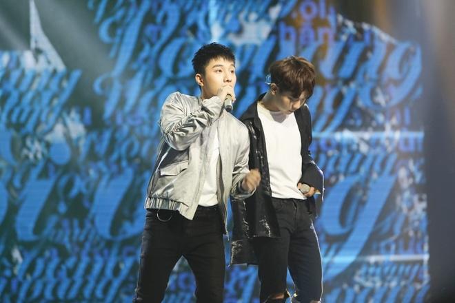 Giong Son Tung M-TP, Juun Dang Dung duoc khen ngoi o Sing My Song hinh anh