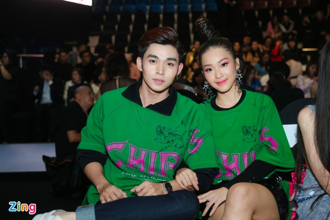 Son Tung, Angela Phuong Trinh gay chu y tren tham do Fashion Week hinh anh 25
