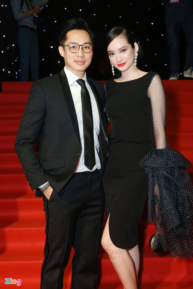 Son Tung, Angela Phuong Trinh gay chu y tren tham do Fashion Week hinh anh 22