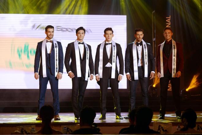Minh Trung lot top 5 Mister International 2018 anh 1