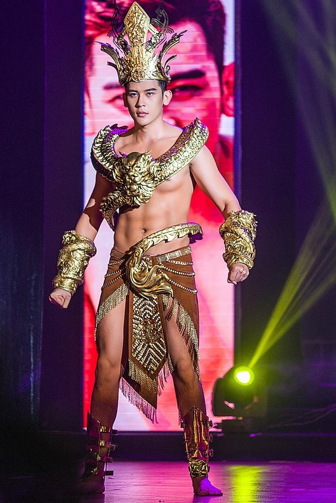 Dai dien Viet Nam lot top 5 Mister International 2018 hinh anh 2