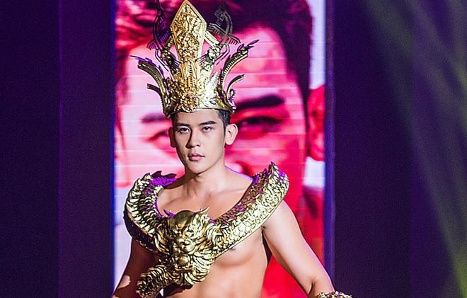 Dai dien Viet Nam lot top 5 Mister International 2018 hinh anh