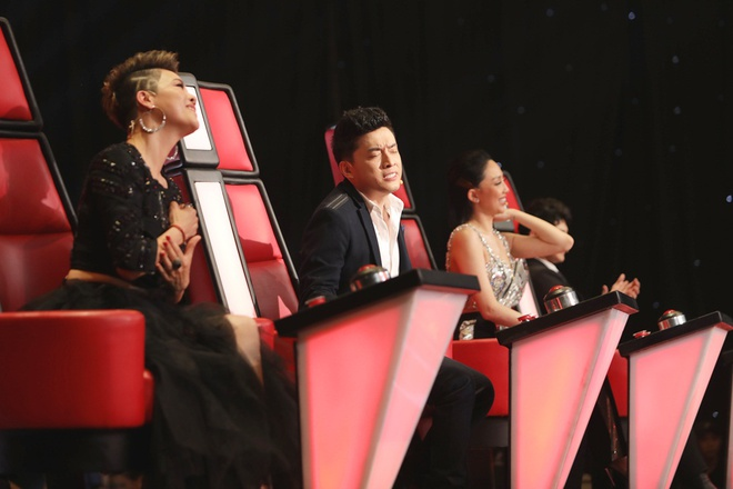 thi sinh chuyen gioi trong the voice anh 1