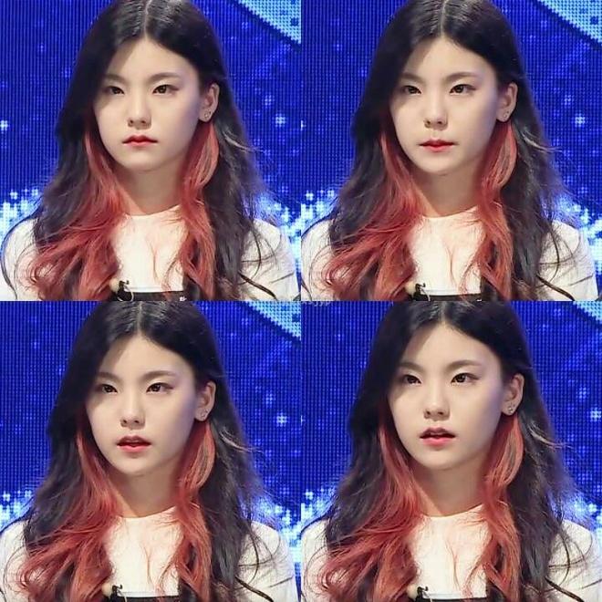 Nhan sac noi troi khien fan mong doi cua dan thuc tap sinh JYP hinh anh 9