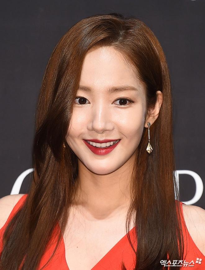 'My nhan dao keo' Park Min Young quyen ru trong su kien hinh anh 1