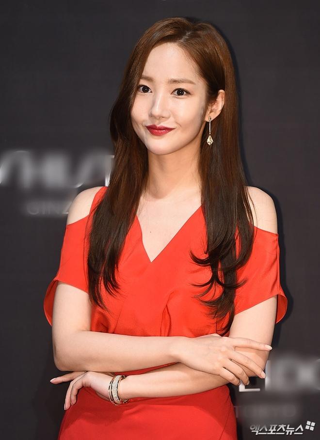 'My nhan dao keo' Park Min Young quyen ru trong su kien hinh anh 2