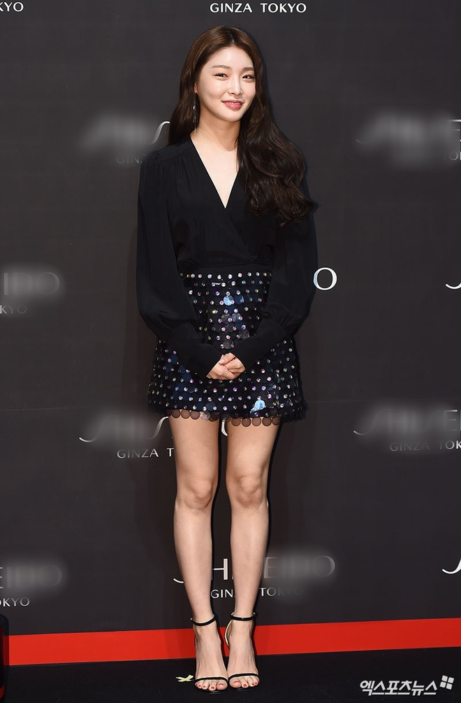 'My nhan dao keo' Park Min Young quyen ru trong su kien hinh anh 5