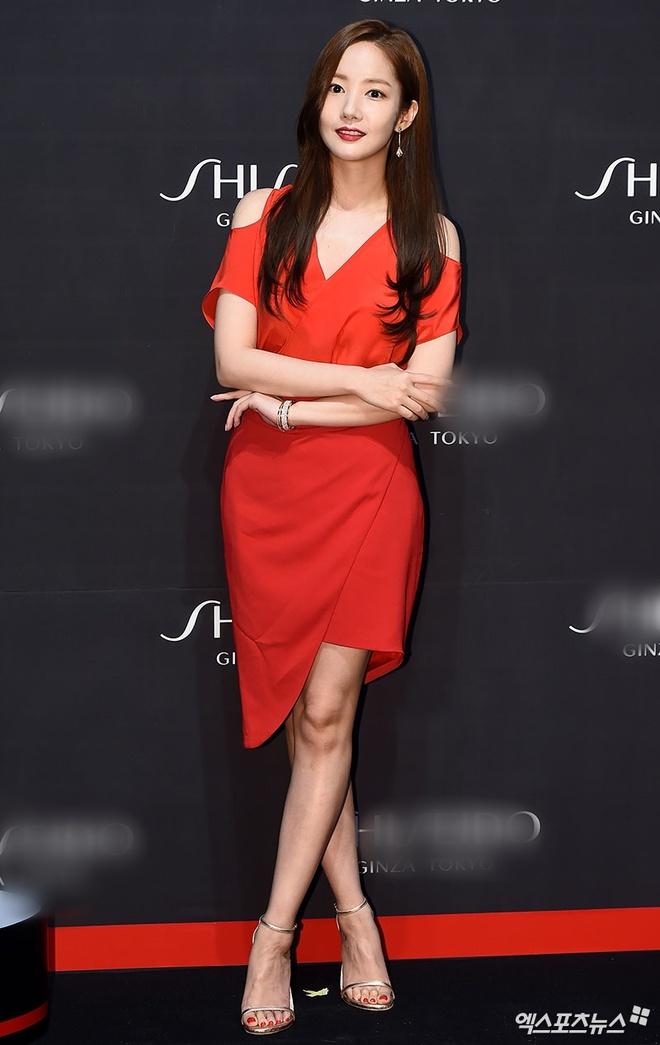 'My nhan dao keo' Park Min Young quyen ru trong su kien hinh anh 3