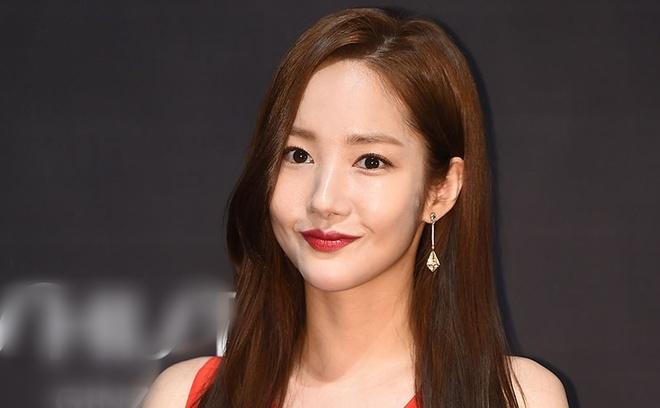 'My nhan dao keo' Park Min Young quyen ru trong su kien hinh anh