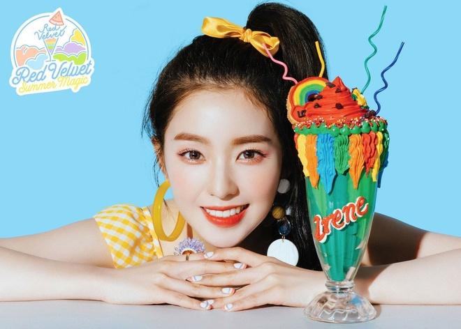 Irene: 'Nu than Kpop' lien tuc bi chi trich ve nhan cach, tai nang hinh anh 1