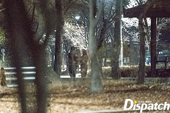 Dispatch tung anh hen ho cua Kai (EXO) va Jennie (Black Pink) hinh anh 1