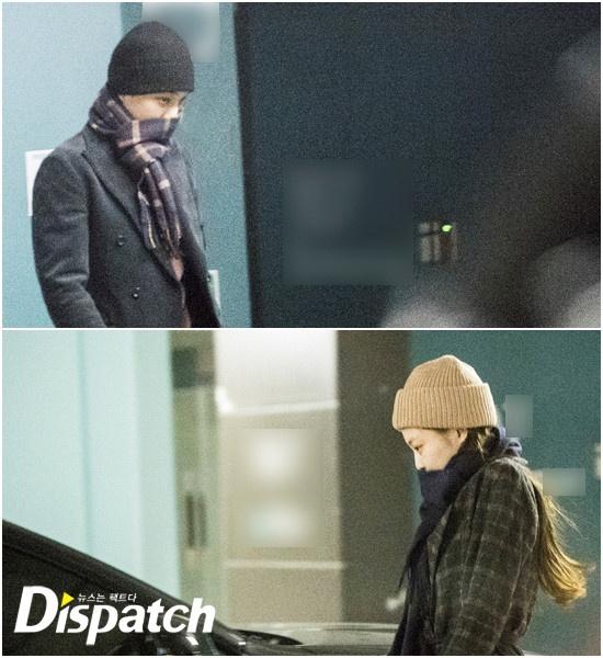 Dispatch tung anh hen ho cua Kai (EXO) va Jennie (Black Pink) hinh anh 2