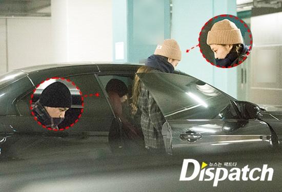 Dispatch tung anh hen ho cua Kai (EXO) va Jennie (Black Pink) hinh anh 4