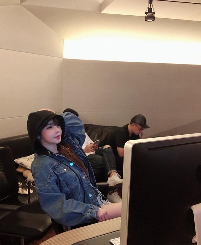 Park Bom phat hanh album moi sau 4 nam bien mat vi scandal ma tuy hinh anh 1