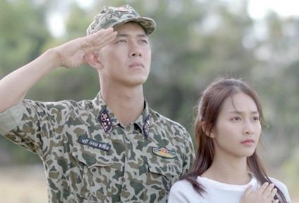 Bo Quoc phong yeu cau sua sai sot trong phim 'Hau due mat troi' hinh anh