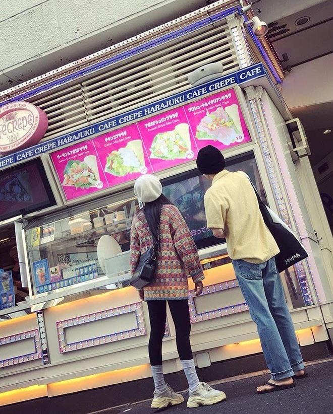 HyunA hanh phuc hen ho ban trai kem tuoi bat chap tranh cai hinh anh 7