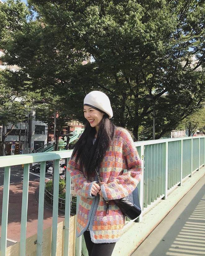 HyunA hanh phuc hen ho ban trai kem tuoi bat chap tranh cai hinh anh 4