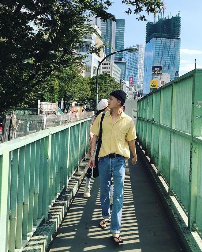 HyunA hanh phuc hen ho ban trai kem tuoi bat chap tranh cai hinh anh 5