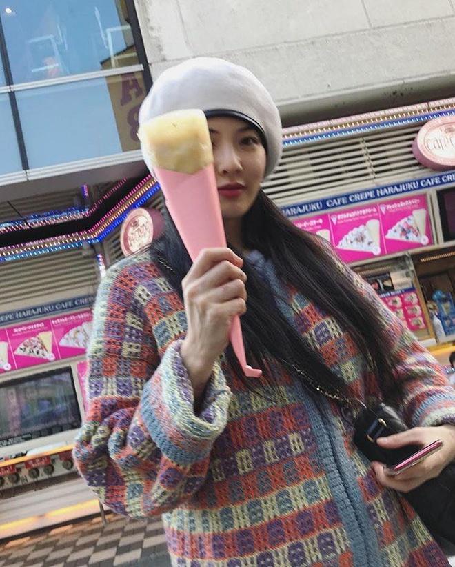 HyunA hanh phuc hen ho ban trai kem tuoi bat chap tranh cai hinh anh 6