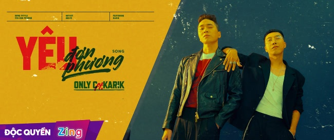 Sau 'Quan trong la than thai', Karik bat tay Only C lan dau hat ballad hinh anh 2