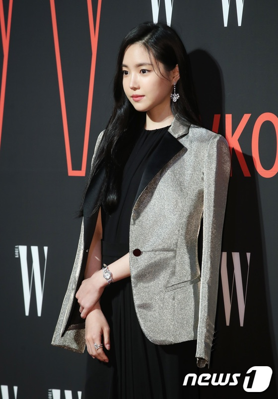 Minh tinh Kim Hee Sun mac kho hieu trong su kien toan sao hang A hinh anh 3