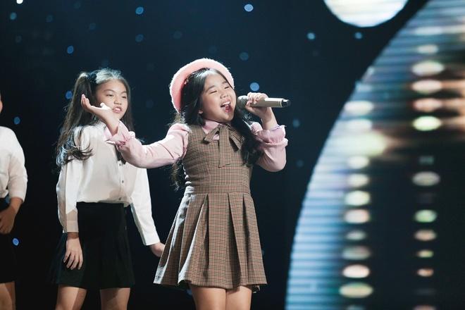 The Voice Kids: Cau be 11 tuoi lam moi hit cua Truc Nhan hinh anh 2