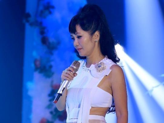 Hong Nhung tam su ve tinh yeu sau on ao ly hon chong hinh anh