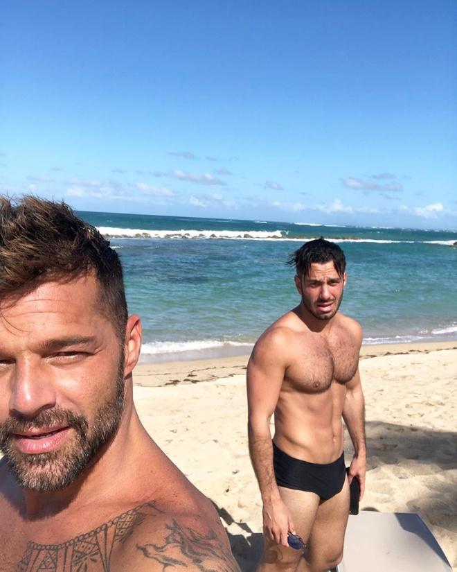 Cuoc song hanh phuc cua Ricky Martin sau khi ket hon dong tinh hinh anh 2
