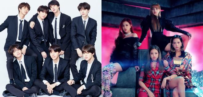 NYT cong bo BTS, BlackPink co ca khuc xuat sac nhat the gioi 2018 hinh anh 1