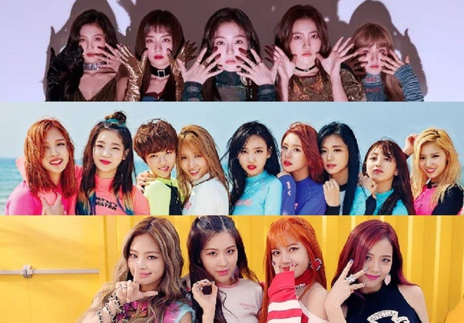 Ly do khien Red Velvet chua the tro thanh 'nu hoang Kpop' nhu Twice hinh anh 1