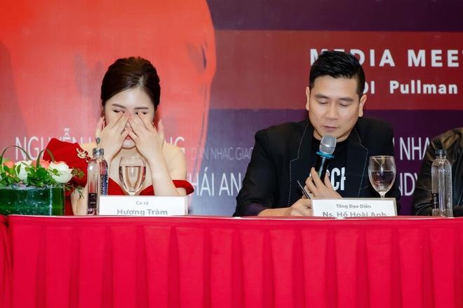 Huong Tram: 'Toi uoc mo chi Thu Minh se tham gia dem nhac cua toi' hinh anh 1