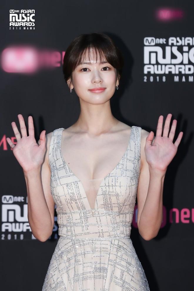 Park Bo Gum, Twice va dan sao hang A xu Han hoi tu tren tham do MAMA hinh anh 7