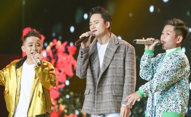Phan Manh Quynh, Phuong My Chi 'lan at' khi hat cung hoc tro Bao Anh hinh anh