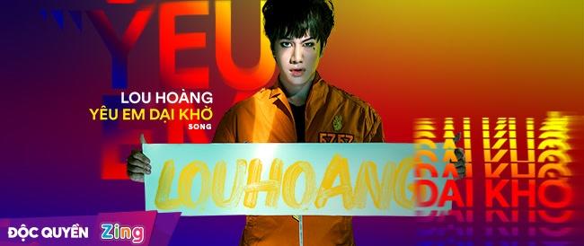 Lou Hoang mo man Vpop nam moi voi MV si tinh hinh anh 2