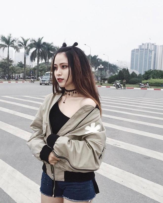 Hot girl xinh dep trong nhom nhac dong thanh vien nhat Viet Nam hinh anh 2