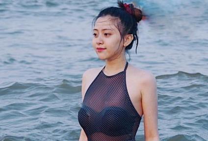 Hot girl xinh dep trong nhom nhac dong thanh vien nhat Viet Nam hinh anh