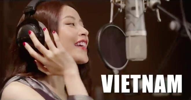 Chi Pu bat ngo xuat hien trong trailer phim hot cua Thai Lan hinh anh