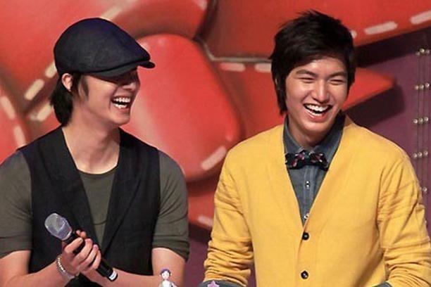 Jung Il Woo khen ngoi ban than Lee Min Ho: 'Cau ay nhu co hao quang' hinh anh