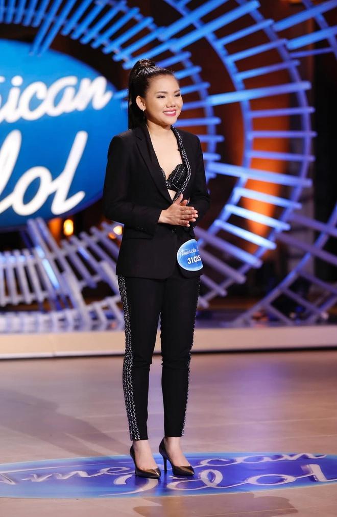 Co gai Viet thi American Idol goi cam o tuoi 20 hinh anh 2
