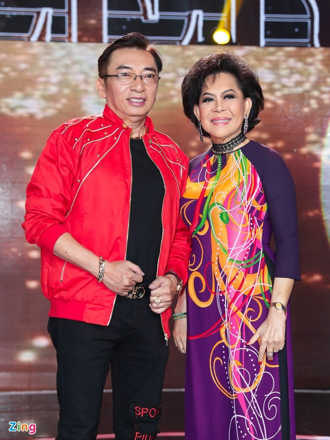 Quang Le quy goi deo giay cho 'ngoc nu Bolero' To My hinh anh 6