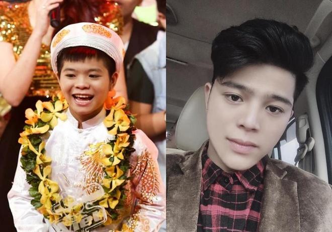 Quang Anh Voice Kids thay doi khac la, day nam tinh o tuoi 18 hinh anh 1