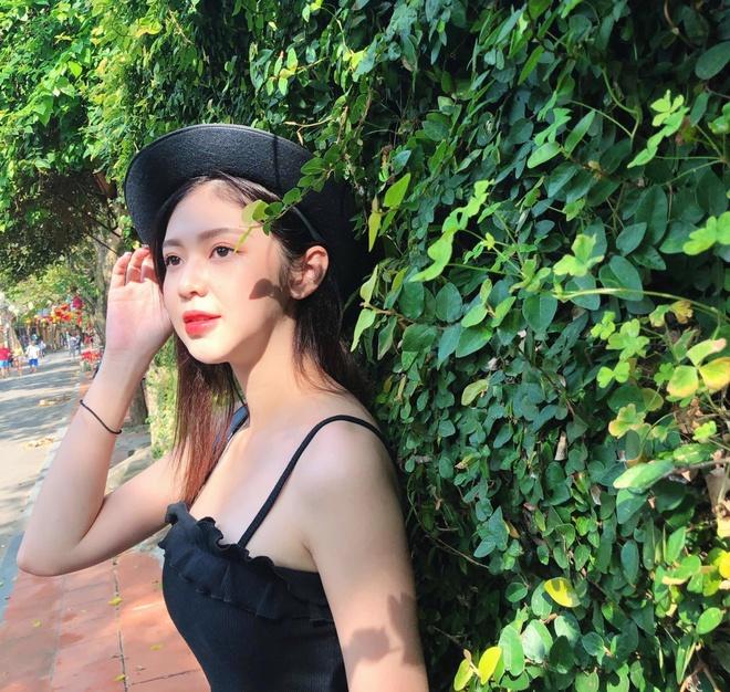 Ban gai tin don xinh dep, nghien khoe eo thon cua Trinh Thang Binh hinh anh 4